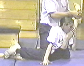 Contortion training at home are